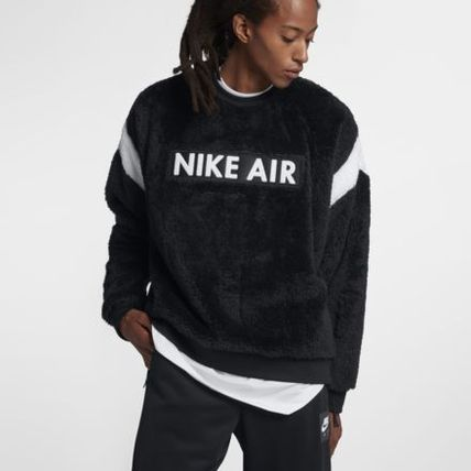 "Nike パーカー・フーディ 最短2日 国内発送 NIKE AS M NSW NIKE AIR CREW ""SHERPA FLEECE""(2)"