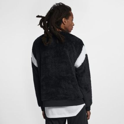 "Nike パーカー・フーディ 最短2日 国内発送 NIKE AS M NSW NIKE AIR CREW ""SHERPA FLEECE""(3)"
