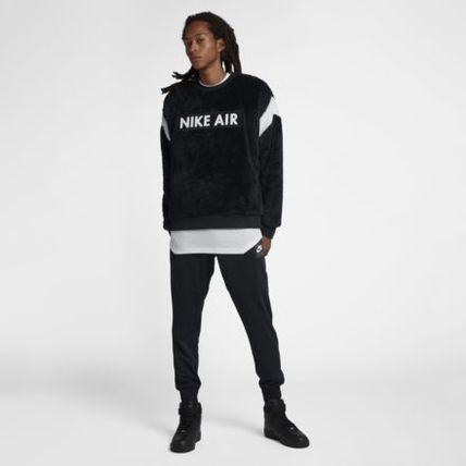 "Nike パーカー・フーディ 最短2日 国内発送 NIKE AS M NSW NIKE AIR CREW ""SHERPA FLEECE""(4)"