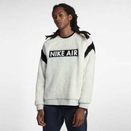 "Nike パーカー・フーディ 最短2日 国内発送 NIKE AS M NSW NIKE AIR CREW ""SHERPA FLEECE""(5)"