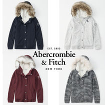 Abercrombie&F*国内発送(追跡有)送関込*シェルパラインドfoodie