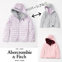Abercrombie&Fitch*国内発送(追跡有)送関込*リバーシブルダウン