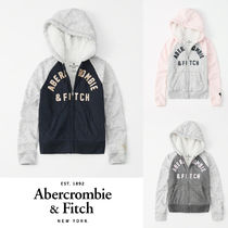 Abercrombie&Fitch*国内発送(追跡有)送関込*モコモコフーディー
