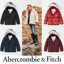 Abercrombie&Fitch*国内発送(追跡有)送関込*essencialダウン