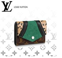 Louis Vuitton ヴィクトリーヌ コンパクト M63075