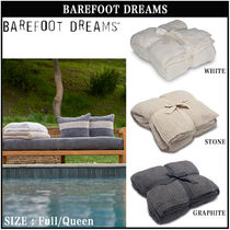 Barefoot dreams  the COZYCHIC ブランケット Queenサイズ B816