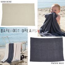【Barefoot Dreams】the COZYCHIC   ベビー ブランケット  B920