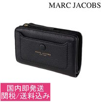MARC JACOBS(マークジェイコブス) 折りたたみ財布 【国内即発】MARC JACOBS コンパクト 折りたたみ財布 M0013051