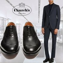 **Church's**チャーチ★Berlin leather derby shoes★革靴