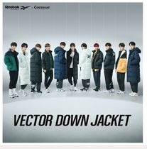 【Reebok】 WANNA-ONE(ワナワン)  covernat long down