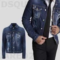 NEW◆VIP価格◆DSQUARED2◆Perfection Classic Denim Jacket