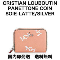 【国内即発送】【送料無料】 PANETTONE COIN PURSE SOIE-LATTE