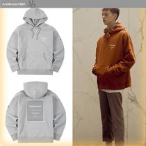 【ANDERSSON BELL】SIGNATURE PATCH HOODIE ストリートスタイル