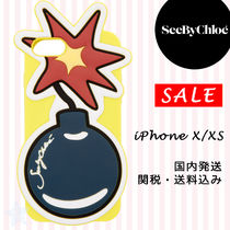 SALE★See by Chloe !!BOMB!! 可愛いiPhone 6/7/8ケース★国内発