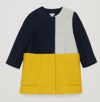 """COS(コス) キッズアウター """"COS KIDS"""" BOILED WOOL COAT YNG"""