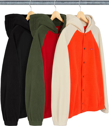 Supreme ジャケットその他 【WEEK16】Supreme(シュプリーム)POLARTEC HOODED RAGLAN JACKET