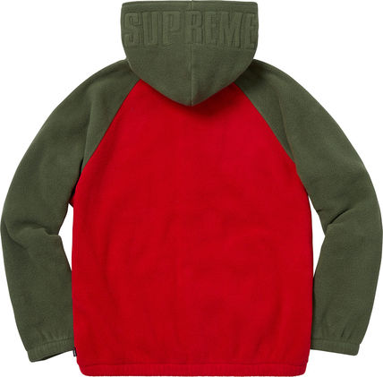Supreme ジャケットその他 【WEEK16】Supreme(シュプリーム)POLARTEC HOODED RAGLAN JACKET(3)