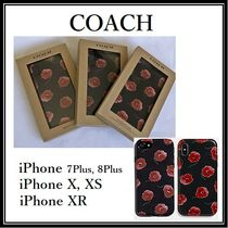 COACH◆iPhone 7Plus 8Plus, X/XS, XRケース◆