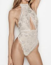 Scalloped Lace Teddy