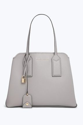 【MARC JACOBS】The Editorトートバッグ A4収納!