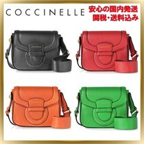 COCCINELLE(コチネレ) ショルダーバッグ・ポシェット 人気◆COCCINELLE◆Vega Small Shoulder Bag 【関税送料込】