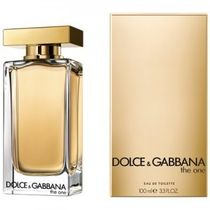 D&G(ディーアンドジー) 香水・フレグランス D&Gの新作! The One EDT 100ml FOR WOMEN