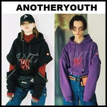 ANOTHERYOUTH(アナザーユース) パーカー・フーディ ☆ANOTHERYOUTH☆  フーディ zipper hoodie  2色