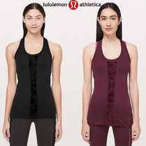 lululemon★限定デザイン★Cool Racerback  Flocked