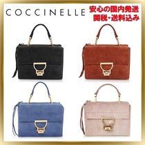 COCCINELLE(コチネレ) ショルダーバッグ・ポシェット オススメ◆COCCINELLE◆Arlettis Suede Mini Bag 【関税送料込】