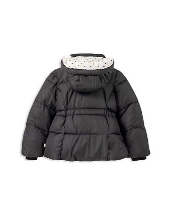 kate spade new york キッズアウター kate spade new york Girls' Bow Puffer Coat - 7-14(3)