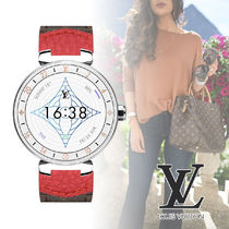 Louis Vuitton TAMBOUR HORIZON MONOGRAM WHITE 42My LV Tambour