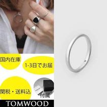 国内在庫・即納可能TOMWOOD Classic Band S Polished