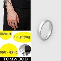 国内在庫・即納可能TOMWOOD Classic Band M Polished