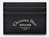"""DIOR HOMME """"Christian Dior Atelier"""" カードケース"""