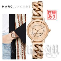 ★ヤマト便 送料込★MARC JACOBS Classic Rose Gold-Tone MJ3595