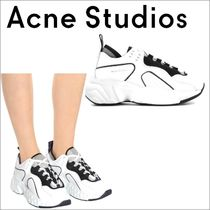 大人気★Acne Studios★Manhattan leather sneakers ボリューム