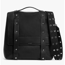 AllSaints Sid Leather Backpack