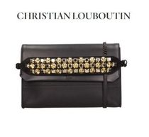 【CHRISTIAN LOUBOUTIN】Rubyクラッチバッグ