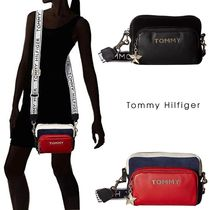 【Tommy Hilfiger】Corporate Highlight ショルダーバッグ 2色