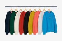 Supreme  FW18 Box Logo Crewnecks