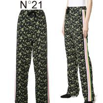 【19SS】★No21★floral-print trousers