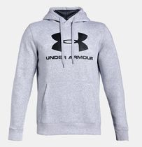 UNDER ARMOUR (アンダーアーマー ) パーカー・フーディ *UA Rival Fleece Fitted Graphic