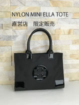 追跡有 TORY BURCH★NYLON MINI ELLA TOTE   トート 即発