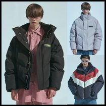 ☆ADD☆ HEAVY DUCK PUFFER JACKET 3色