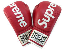 08A/W Supreme Everlast Boxing Gloves Red ボクシンググローブ