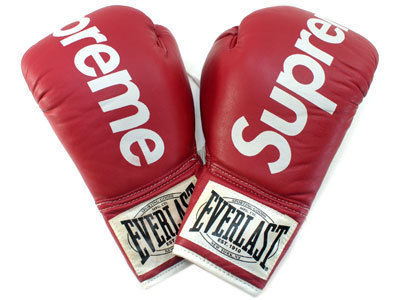 Supreme スポーツその他 08A/W Supreme Everlast Boxing Gloves Red ボクシンググローブ