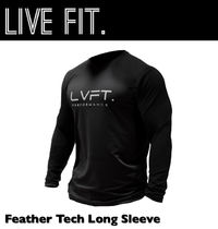 【送料込】LVFT - Feather Tech Long Sleeve