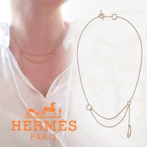 《 Hermes エルメス 》ミニパンク アンカーチェーン ネックレス