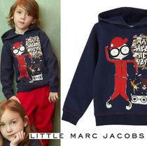 Little Marc Jacobs☆フーディ♪Mister Marc(2-12歳)2018AW