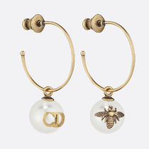 Dior☆TRESOR DE TRIBALE EARRINGS ピアス / gold